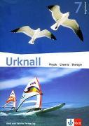 Cover-Bild zu Urknall. Physik, Chemie, Biologie - Ausgabe Schweiz / Schulbuch 7 von Aegerter, Klaus (Bearb.)