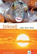 Cover-Bild zu Urknall. Physik, Chemie, Biologie - Ausgabe Schweiz / Schulbuch 5/6 von Aegerter, Klaus (Weitere Bearb.)