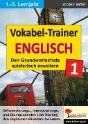 Cover-Bild zu Der Vokabel-Trainer - Band 1 (eBook) von Vatter, Jochen