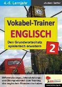 Cover-Bild zu Der Vokabel-Trainer - Band 2 (eBook) von Vatter, Jochen