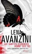 Cover-Bild zu Auf sanften Schwingen kommt der Tod von Avanzini, Lena