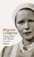 Cover-Bild zu Tagebücher und Briefe 1938-1949 von Langnas, Mignon