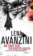 Cover-Bild zu Am Ende nur ein kalter Hauch von Avanzini, Lena