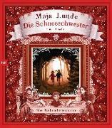 Cover-Bild zu Die Schneeschwester von Lunde, Maja