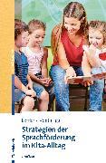 Cover-Bild zu Strategien der Sprachförderung im Kita-Alltag (eBook) von Vogt, Franziska (Hrsg.)