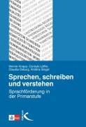 Cover-Bild zu Sprechen, schreiben und verstehen von Knapp, Werner