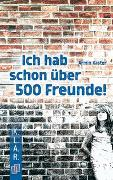 Cover-Bild zu K.L.A.R. - Taschenbuch: Ich hab schon über 500 Freunde! von Kaster, Armin