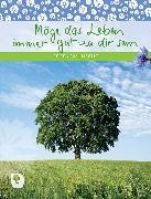 Cover-Bild zu Möge das Leben immer gut zu dir sein von Grün, Anselm