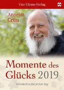 Cover-Bild zu Momente des Glücks 2020 von Grün, Anselm
