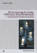Cover-Bild zu Die Erweiterung der psychoanalytischen Behandlungstechnik (eBook) von Volkan, Vamik D.