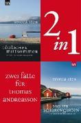 Cover-Bild zu Zwei Fälle für Thomas Andreasson (2in1-Bundle) (eBook) von Sten, Viveca