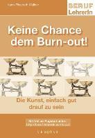 Cover-Bild zu Keine Chance dem Burn-out von Wallner, Karin-Elisabeth