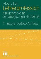 Cover-Bild zu Lehrerprofession von Ilien, Albert