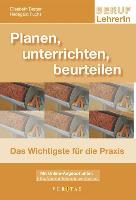 Cover-Bild zu Planen, unterrichten, beurteilen von Berger, Elisabeth