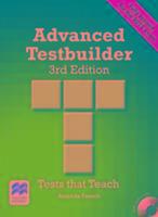 Cover-Bild zu Advanced Testbuilder 3rd edition Student's Book without key Pack von French, Amanda