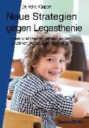 Cover-Bild zu Neue Strategien gegen Legasthenie von Küspert, Petra
