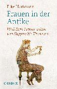 Cover-Bild zu Frauen in der Antike von Hartmann, Elke