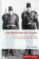 Cover-Bild zu Die Reichweite des Staates von Hartmann, Elke