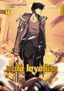 Cover-Bild zu Solo Leveling 04 von Chugong