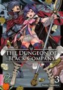 Cover-Bild zu The Dungeon of Black Company 03 von Yasumura, Youhei
