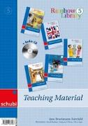 Cover-Bild zu Rainbow Library 5. Teaching Material von Brockmann-Fairchild, Jane