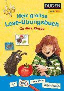 Cover-Bild zu Duden Leseprofi - Mein großes Lese-Übungsbuch für die 2. Klasse von Goppel, Christine