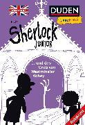 Cover-Bild zu Duden Leseprofi - Sherlock Junior und das Grab von Westminster Abbey, Erstes Englisch von THiLO