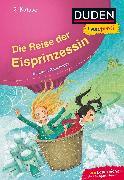 Cover-Bild zu Duden Leseprofi - Die Reise der Eisprinzessin, 2. Klasse von Rauchhaus, Susanne