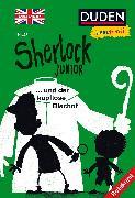 Cover-Bild zu Duden Leseprofi - Sherlock Junior und der kopflose Bischof, Erstes Englisch von THiLO