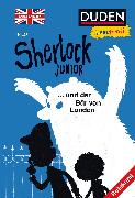 Cover-Bild zu Duden Leseprofi - Sherlock Junior und der Bär von London, Erstes Englisch von THiLO