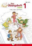 Cover-Bild zu Das Übungsheft Lesen 1 von Stehr, Sabine