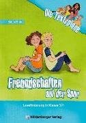 Cover-Bild zu Die Textspione von Stehr, Sabine