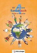 Cover-Bild zu ABC der Tiere 4 - Sprachbuch, silbierte Ausgabe · Neubearbeitung von Kuhn, Klaus (Hrsg.)