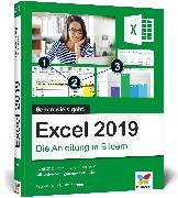 Cover-Bild zu Bilke, Petra: Excel 2019