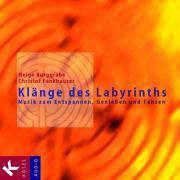 Cover-Bild zu Klänge des Labyrinths von Burggrabe, Helge