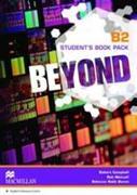 Cover-Bild zu Beyond B2 Student's Book Pack von Benne, Rebecca Robb
