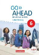Cover-Bild zu Go Ahead, Realschule Bayern 2017, 6. Jahrgangsstufe, Schülerbuch - Lehrerfassung von Abbey, Susan