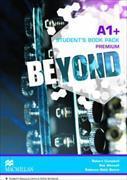 Cover-Bild zu Beyond A1+ Student's Book Premium Pack von Benne, Rebecca Robb
