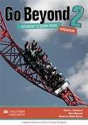 Cover-Bild zu Go Beyond Student's Book Premium Pack 2 von Benne, Rebecca Robb