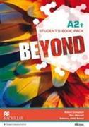 Cover-Bild zu Beyond A2+ Student's Book Pack von Benne, Rebecca Robb