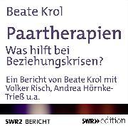 Cover-Bild zu Paartherapien (Audio Download) von Krol, Beate