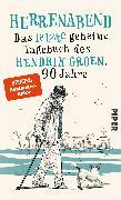 Cover-Bild zu Herrenabend von Groen, Hendrik