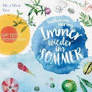 Cover-Bild zu Immer wieder im Sommer (Gekürzte Lesung) (Audio Download) von Herzog, Katharina