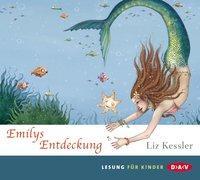 Cover-Bild zu Emilys Entdeckung (2 CDs) von Kessler, Liz