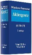 Cover-Bild zu Bd. 3: Münchener Kommentar zum Aktiengesetz Bd. 3: §§ 118 - 178 - Münchener Kommentar zum Aktiengesetz von Goette, Wulf (Hrsg.)