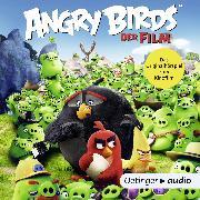 Cover-Bild zu Angry Birds - Der Film (Audio Download) von Vitti, Jon