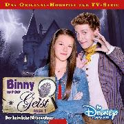 Cover-Bild zu Binny und der Geist - Der heimliche Mitbewohner (Audio Download) von Bingenheimer, Gabriele