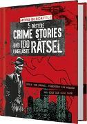 Cover-Bild zu Mord in Seattle - 5 düstere Crime Stories und 100 ungelöste Rätsel von Burbach, Sabrina
