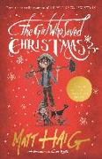 Cover-Bild zu The Girl Who Saved Christmas von Haig, Matt