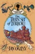 Cover-Bild zu Train Set of Terror! (eBook) von Mould, Chris (Illustr.)
